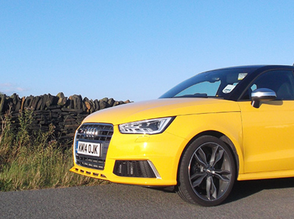 Review of the new Audi S1: high power, great quality, big fun